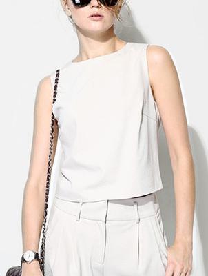 2015女装新品裙裤五分袖休闲裤